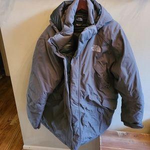 Heavy duty mens Northface coat